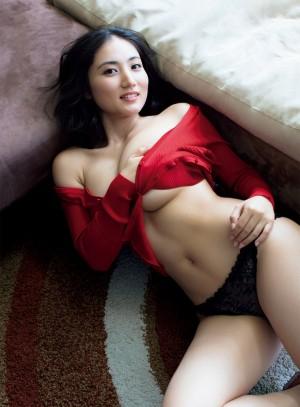 [FRIDAY杂志写真]入江纱绫(紗綾)超高清写真大图片(11P)|869热度