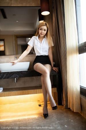 [秀人网]徐安冉miki(徐安冉)No.2685超高清写真大图片(40P)|658热度