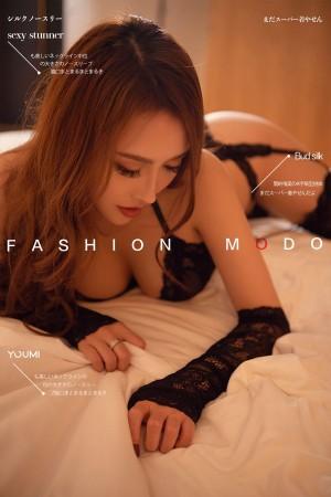 Vol.384 黑丝美腿吊袜高跟鞋翘臀美女模特Youmi尤蜜-李承美完整私房照合集