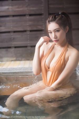 Vol.700 湿身诱惑吊裙比基尼性感女神爱蜜社-小狐狸Kathryn完整私房照合集