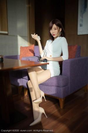 Vol.671 丝袜美腿内衣诱惑翘臀SM捆绑性感美女秀人网-陈小喵完整私房照合集