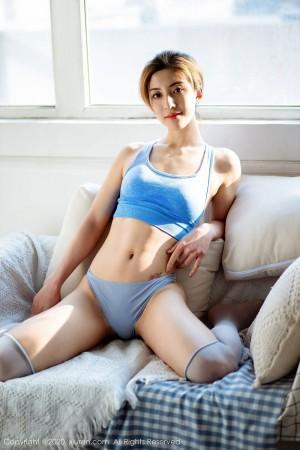 Vol.711 运动美女小蛮腰紧身裤美女模特秀人网-林文文完整私房照合集