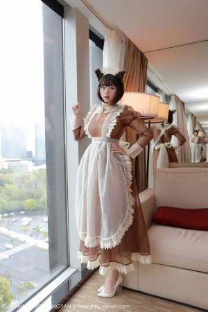 Vol.20 猫女郎洛丽塔角色扮演短发美女美女模特秀人网-小波多完整私房照合集