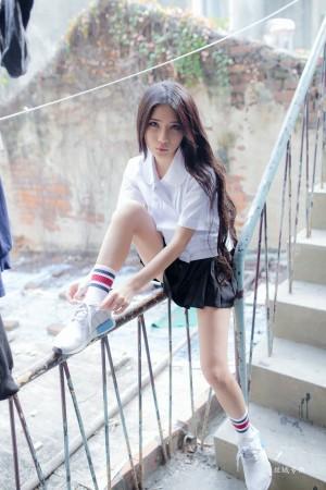 VOL.1644 [台湾正妹]校服妹子少女:沈綺綺超高清个人性感漂亮大图(178P)