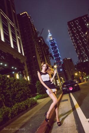 VOL.648 [网络美女]美腿街拍美腿:Winnie小雪(庄咏惠,庄温妮,腿模Winnie)超高清个人性感漂亮大图(48P)