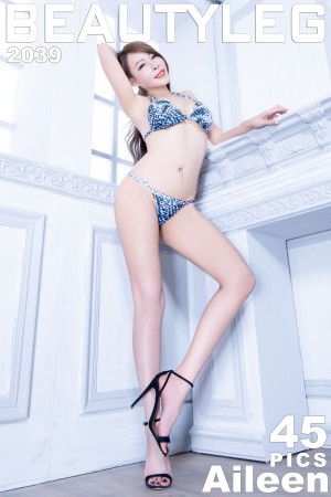 VOL.1846 [Beautyleg]高跟美腿:翁雨澄(腿模Aileen)超高清个人性感漂亮大图(46P)
