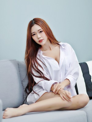 VOL.205 [台湾正妹]睡衣女神衬衫:黄上晏(黄上晏Rubis)超高清个人性感漂亮大图(56P)