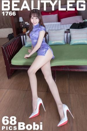 VOL.1827 [Beautyleg]旗袍包臀裙美女长腿美女:腿模Bobi(Beautyleg Bobi)超高清个人性感漂亮大图(61P)