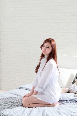 VOL.1162 [台湾正妹]兔女郎衬衫软妹:苏小立超高清个人性感漂亮大图(53P)