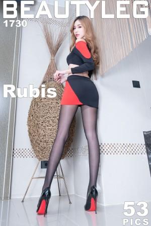 VOL.211 [Beautyleg]丝袜美腿包臀裙美女丝袜短裙:黄上晏(黄上晏Rubis)超高清个人性感漂亮大图(42P)