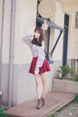 VOL.222 [台湾正妹]清纯正妹迷你裙:億億超高清个人性感漂亮大图(86P)