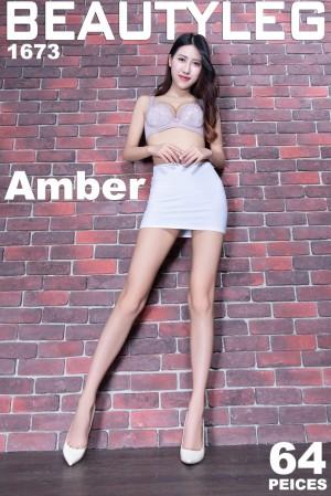 VOL.521 [Beautyleg]美腿高跟:腿模Amber(Beautyleg Amber)超高清个人性感漂亮大图(64P)