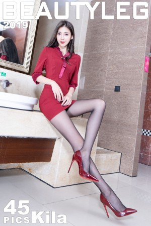 VOL.127 [Beautyleg]高跟美腿:金允乔(廖挺伶,kila晶晶)超高清个人性感漂亮大图(45P)