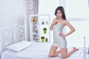 VOL.1787 [台湾正妹]超短裙美腿:邱爱晨(邱艾比Abbie)超高清个人性感漂亮大图(78P)