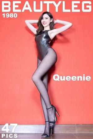VOL.1034 [Beautyleg]高跟美腿黑丝美腿:郭珉妏(腿模Queenie)超高清个人性感漂亮大图(37P)