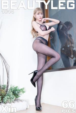VOL.1746 [Beautyleg]丝袜美女丝袜美腿黑丝:李小星(Beautyleg腿模Xin)超高清个人性感漂亮大图(56P)