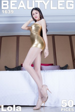 VOL.1840 [Beautyleg]丝袜美腿高跟长腿美女:Lola雪岑(腿模Lola)超高清个人性感漂亮大图(50P)