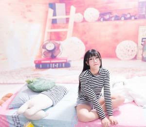 VOL.1103 [台湾正妹]可爱萌女:乔乔儿(喬喬兒Sylvia)超高清个人性感漂亮大图(27P)