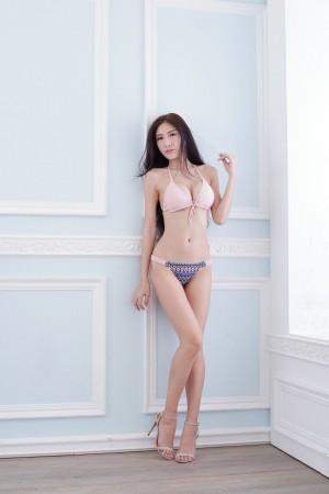 VOL.1467 [台湾正妹]美腿比基尼:李小星(Beautyleg腿模Xin)超高清个人性感漂亮大图(74P)